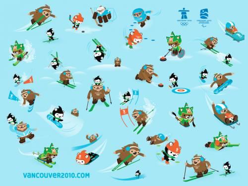Зверушки все виды спорта олимпиада
